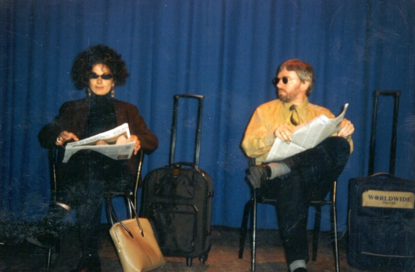 photo of the Minden Performance 13-9-2003 by Pluxus Heidelberg